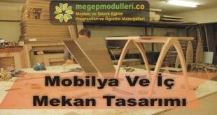 mobilya ve ic mekan tasarimi