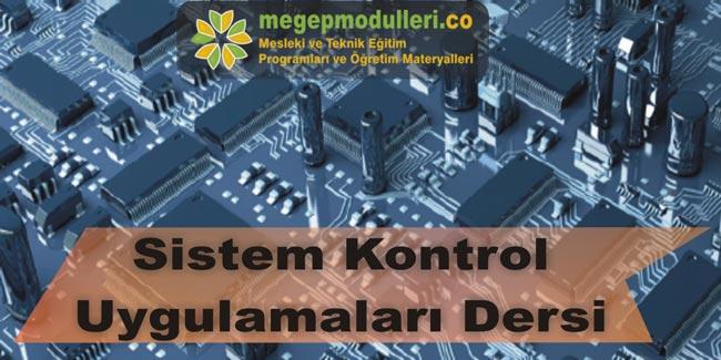 sistem kontrol uygulamalari dersi megep