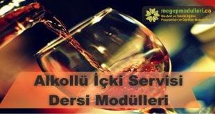 alkollu icki servisi dersi