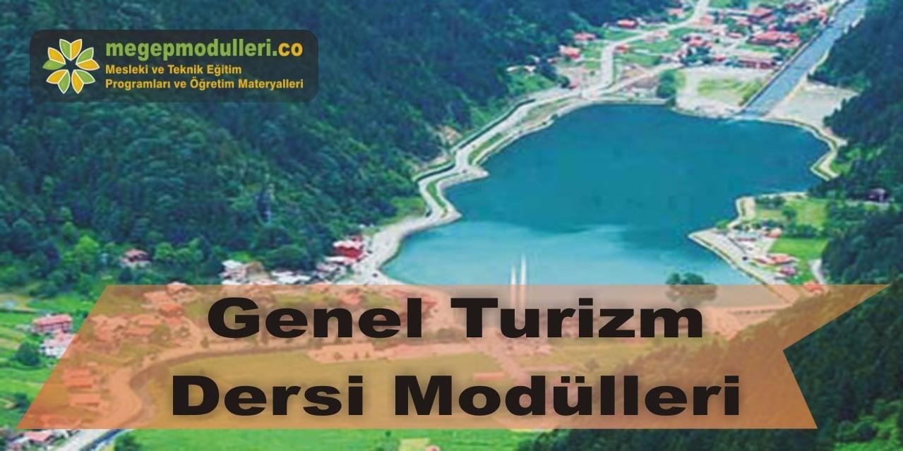 genel turizm dersi modulleri