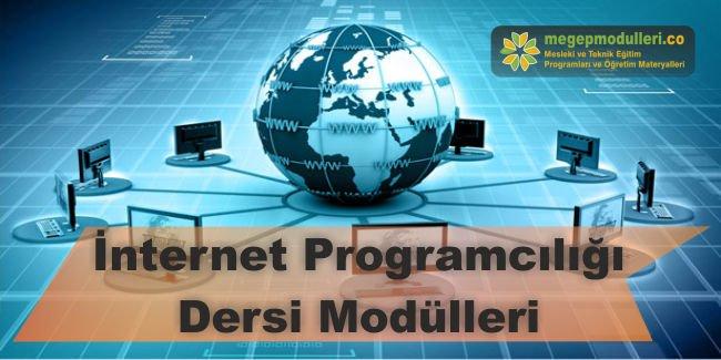 internet programciligi dersi modulleri
