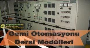 gemi otomasyonu dersi modulleri