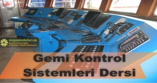 gemi kontrol sistemleri dersi megep